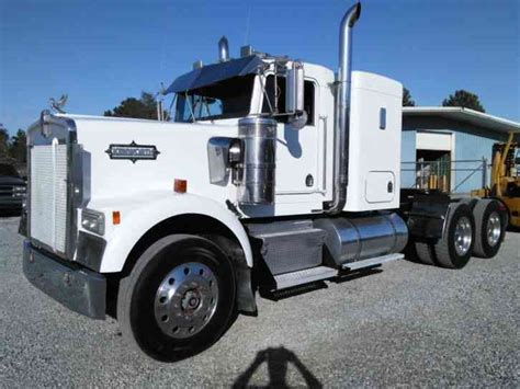 w900b kenworth trucks for sale kenworth w900b 1995 sleeper semi trucks