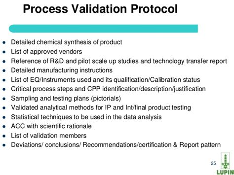 pharmaceutical process validation report template process validation of api