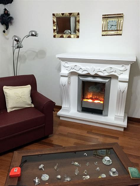 camino decorativo faux fireplace finto camino decorativo modello impero con