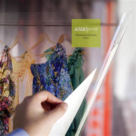 Digitaldruck Folie Selbstklebend by Bedruckte Folien Produzieren Wir Im Umwelfreundlichen