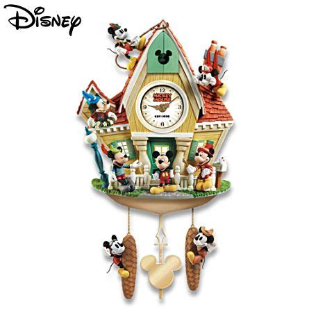 yorkie cuckoo clock disney mickey cuckoo clock mickey through the years cuckoo clock