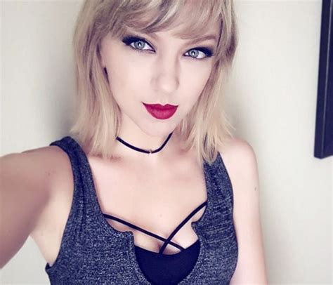 somehow this looks more like taylor swift than taylor