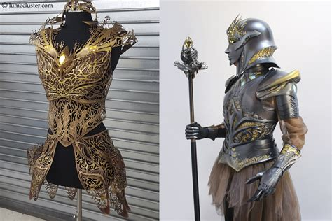 Handmade Armor - shapeways custom inspired armor sovereign