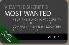 Black Hawk County Warrant Search Black Hawk County Sheriff S Office