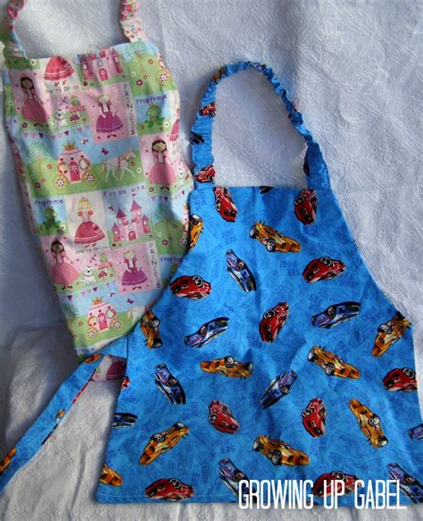 Handmade For Children - handmade gifts child apron