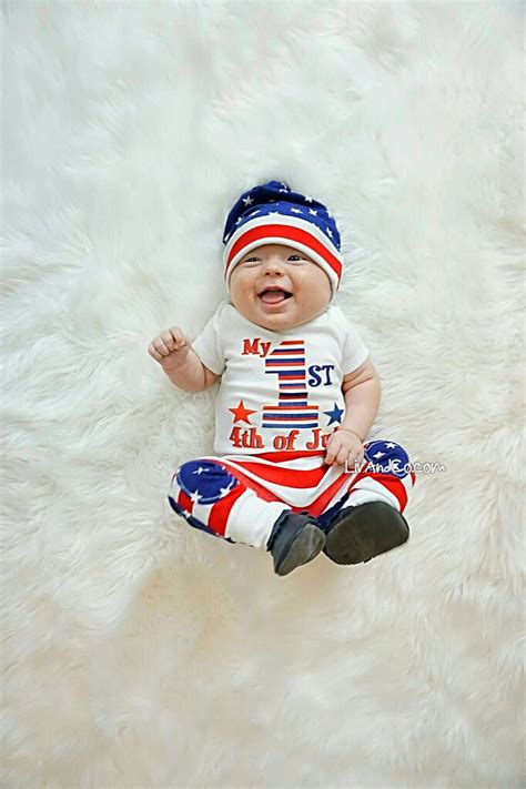 baby boy fourth of july patriotic baby clothes 4th of july baby