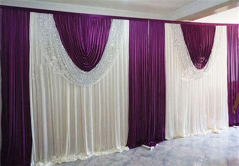 purple swag curtains popular purple swag curtains buy cheap purple swag