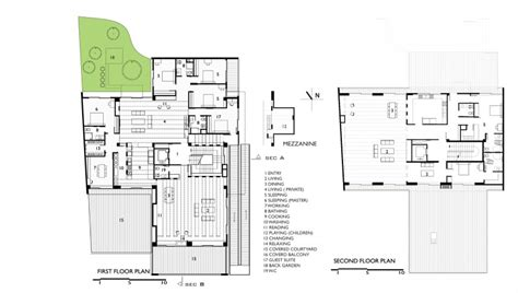 extended family house plans sohanak a house for an extended family