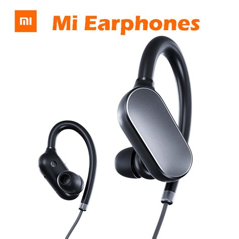 Bluetooth Headset Bluetooth Xiaomi Mi Lyej02l Berkualitas stock original xiaomi mi sports bluetooth headset xiaomi wireless bluetooth 4 1 sport 5