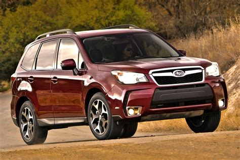 subaru suv 2016 price used 2016 subaru forester suv pricing for sale edmunds