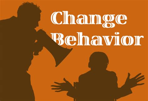 behavior changes tips for changing the behavior of others cranston manhattan ny