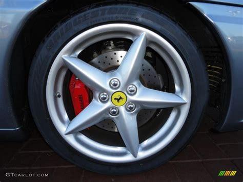 Wheels 360 Modena 1999 Editions 1999 360 modena wheel photo 40415400 gtcarlot