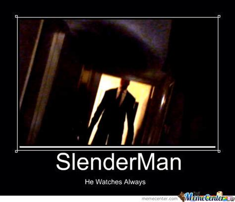 Slenderman Meme - slenderman by mysticbeing meme center