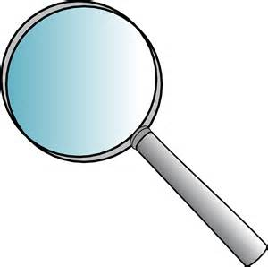 How To Make A Magnifying Glass Out Of Paper - big image png