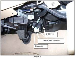 2005 altima blower motor resistor my blower for hvac is constantly on whenever vehicle is running no matter if the is