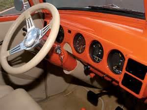 1951 chevrolet interior gauges photo 10