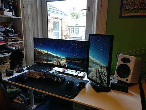gaming station computer desk reviravoltta
