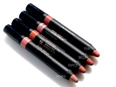 Matte Lip Cheek Stiletto nudestix matte lip cheek pencil blur pencil