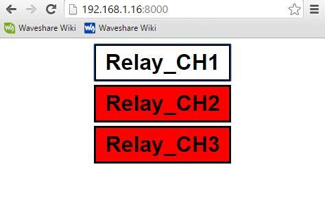 rpi board rpi relay board waveshare wiki