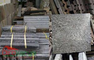 Batu Alam Sisir rumah minimalis tak depan dengan batu alam diro karya