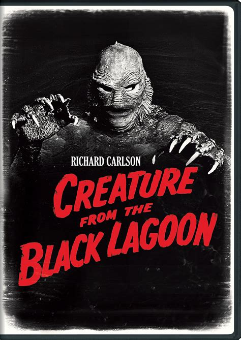 the creature chronicles exploring the black lagoon trilogy books creature from the black lagoon dvd release date