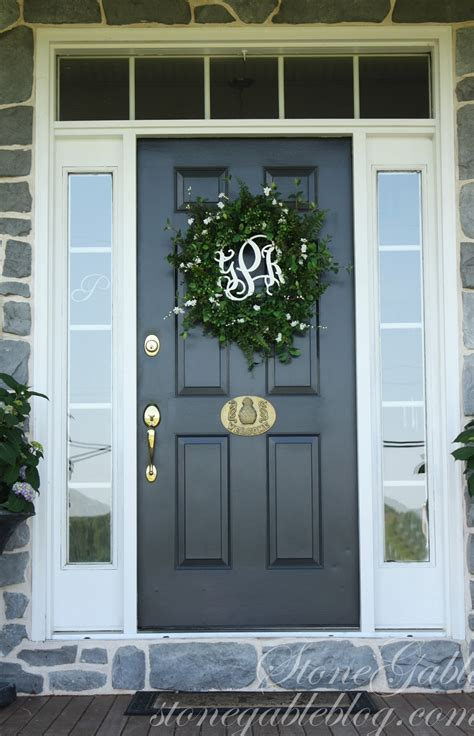 French Country Front Door Stunning Charming Design Entry