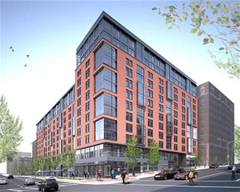 st paul public housing construction begins on mixed use development project near
