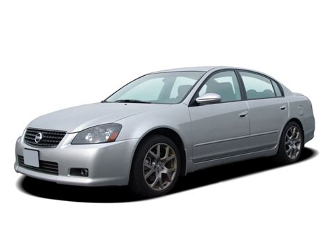 value of 2006 nissan altima 2006 nissan altima reviews and rating motor trend