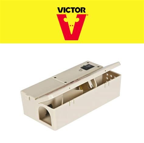 victor professional electronic mouse trap m250pro the