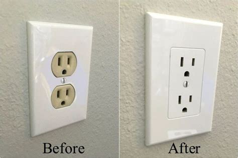 electrical outlet covers easy electrical outlet cover tip hometalk