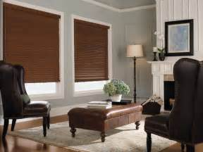 window blinds for living room levolor 2 quot premium wood blinds from blinds