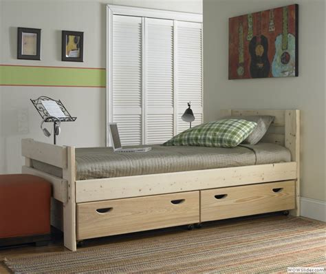 captains bed  storage drawers  bunkbed