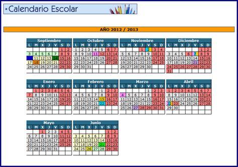 Calendario Escolar Aragon Primaria Calendario Escolar 2013 2014 Colegio P 250 Blico De