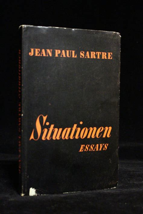 Jean Paul Sartre Existentialism Essay Summary by Essays On Sartre
