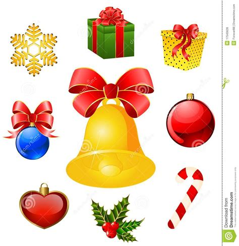 images of christmas objects christmas objects on the background royalty free stock