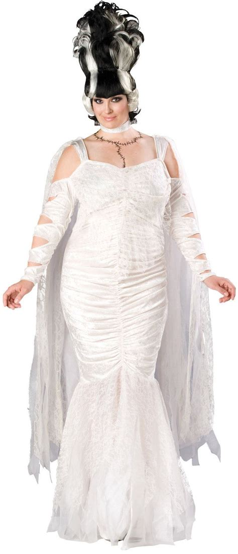 womens gizmo monster costume womens monster bride plus size monster costumes mr