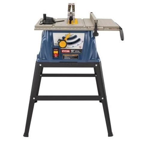 Home Depot Ryobi Table Saw by The 25 Best Ideas About Ryobi 10 Table Saw On