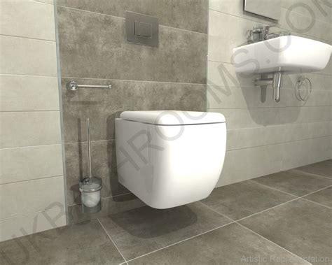 rak ceramics bathroom tiles rak ceramics metro wall mounted wc with grohe rapid