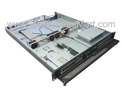 Rack Mount Drive Chassis by Rackmount Mart 1u Rack Mount Chassis Rm1012
