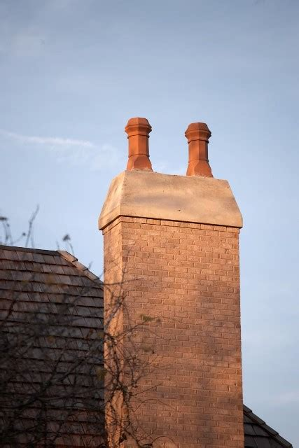 installed chimney pots superior clay