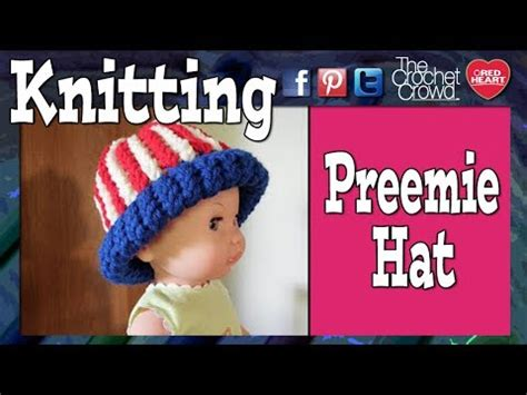 how to finish knitting a hat loom knit a preemie hat start to finish tutorial knifty