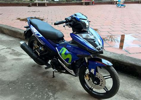 Modifikasi Jupiter Mx King by Modifikasi New Yamaha Jupiter Mx King 150 Motorblitz