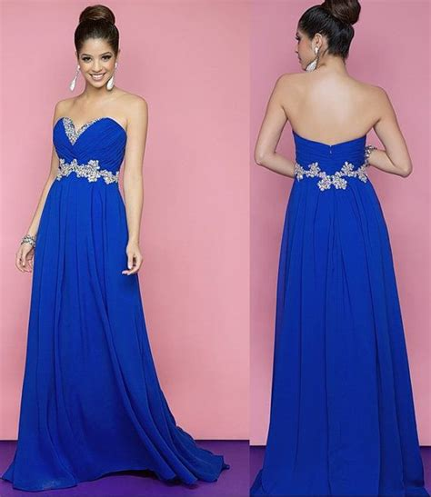 Royal Blue Bridesmaid Dress by Royal Blue Bridesmaid Dress Weddings