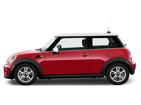 2 Mini Cooper by Image 2012 Mini Cooper 2 Door Coupe Side Exterior View