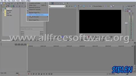 sony vegas full version free download sony vegas pro free download windows 7