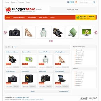 store template free template for shop newsletter