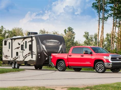 towing capacity for toyota tundra toyota trd pro
