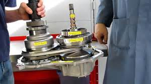 continuously variable transaxle cvt operation