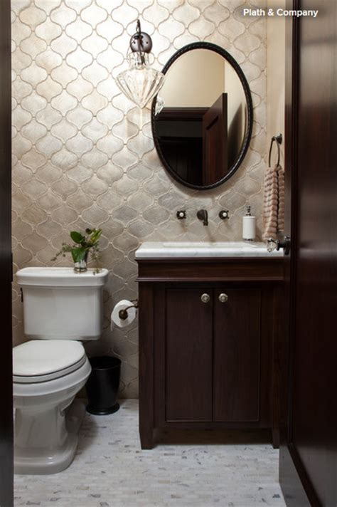 porcelain and glass tiles wall bathroom backsplash leaves h winter showroom blog shape up your space with arabesque