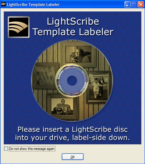 Free Lightscribe Templates lightscribe introduces new template labeler software